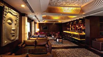 Shanghai Bar & Lounge,The Bristol, Gurgaon