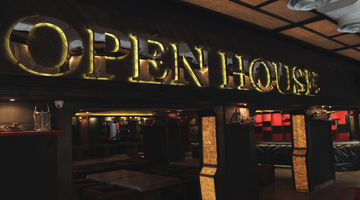 Openhouse Cafe,Connaught Place (CP), Central Delhi