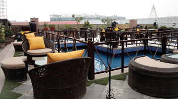 Terrace Bar Bistro,Golf Course Road, Gurgaon