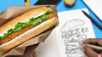 Burger King,Infiniti Mall, Andheri West