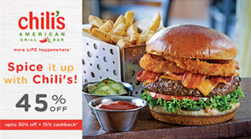Chili's American Grill & Bar,Powai, Central Mumbai