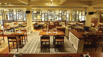The Bombay Canteen,Lower Parel, South Mumbai