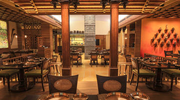 Konkan Cafe,Vivanta By Taj President, Mumbai