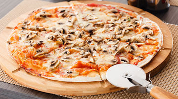 De Pizza Mania,Andheri East, Western Suburbs