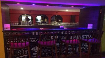 Q Bar,VITS Hotel, Mumbai