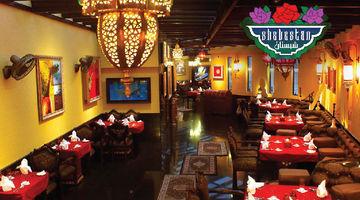 Shebestan,Sterlings Mac Hotel, Bengaluru