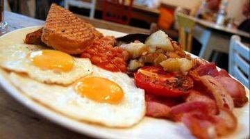 Dreams Cafe - All Day English Food St.,Koramangala, South Bengaluru