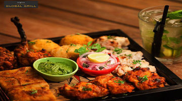 Sigree Global Grill,City Point, Dhole Patil Road