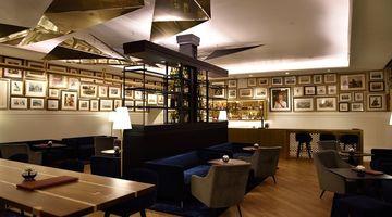 The Bar,The Oberoi Grand, Kolkata