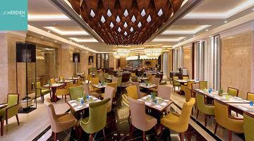 Feast,Sheraton Grand Pune Bund Garden Hotel, Pune