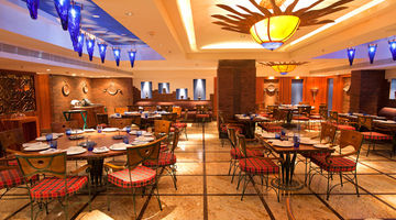 The Great Kabab Factory,Radisson Blu, Egmore