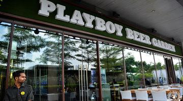 Playboy Beer Garden,Baner, Pune