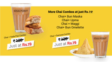 Chai Point,DLF Mall of India, Sector 18, Noida