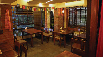 Lama Kitchen,Hauz Khas Village, South Delhi