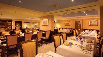 Pharaoh Cafe & Restaurant,Arabian Courtyard Hotel & Spa, Dubai
