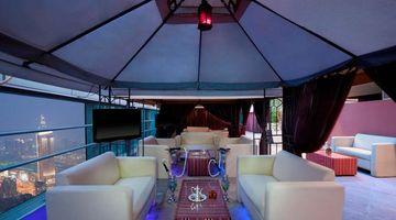 Turkish Rooftop Shisha,Emirates Grand Hotel, Dubai