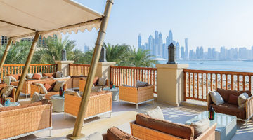 Seagrill Restaurant & Lounge,Fairmont The Palm, Dubai