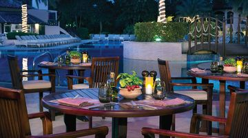 Luciano's,Habtoor Grand Beach Resort & Spa Jumeirah Beach, Dubai