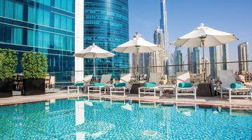 Swim & Tonic,Steigenberger Hotel Business Bay