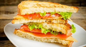 Van Sandwiches,Regent Beach Resort, Dubai