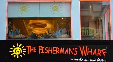 The Fisherman's Wharf,Lavelle Road, Central Bengaluru