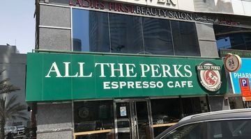 All The Perks Cafe ,Trade Centre Area, Financial Center