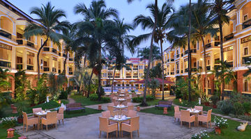 Mosaic,Country Inn & Suites By Radisson, Goa