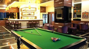 Merlin's Bar,The Orchid Hotel, Pune