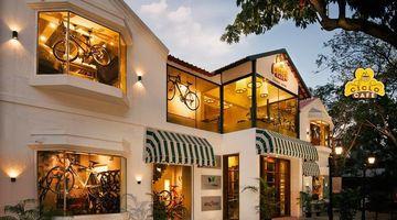 Ciclo Cafe,Kotturpuram, Chennai