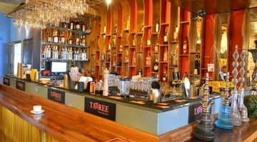 Tafree Cafe and Terrace Bar,Connaught Place (CP), Central Delhi