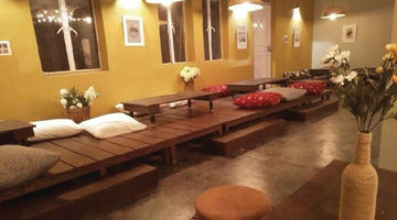 Agape Cafe & Lounge ,Safdarjung, South Delhi