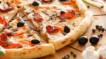Mambo Gourmet Pizza,Food Court, Healthcare City, Umm Hurair