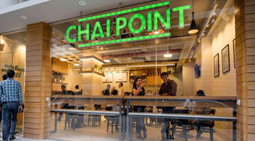 Chai Point,Connaught Place (CP), Central Delhi