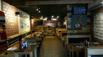 Telegram - The Poastal Cafe,Vijay Nagar, North Delhi