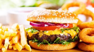 Blaze Burgers,Jumeirah Beach Residence (JBR), New Dubai