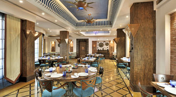 The Great Kabab Factory,Radisson, Noida