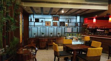 Tang of Jamaica,Hotel Jamayca, Bengaluru