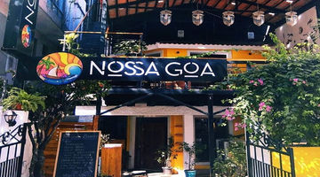 Nossa Goa	,Richmond Road, Central Bengaluru