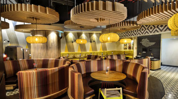 Nando's,DLF Mall of India, Sector 18, Noida