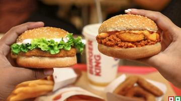 Burger King,Sector 38, Noida