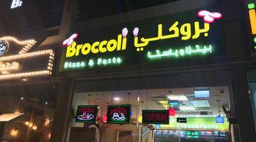 Broccoli Pizza & Pasta,Jumeirah 3, Jumeirah