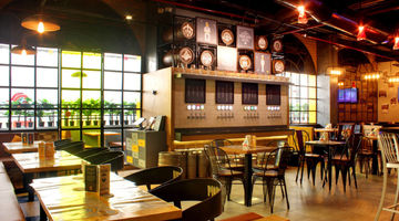 The Beer Cafe,Inorbit Mall, Malad West
