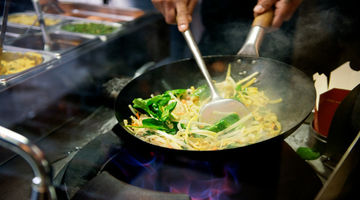 Wok to Walk,Connaught Place (CP), Central Delhi