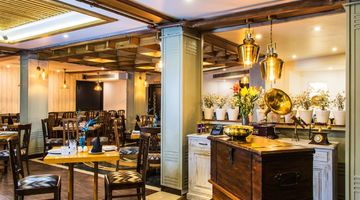The Clay Oven,Green Park, South Delhi
