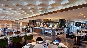 The Café @ JW,JW Marriott, Chandigarh