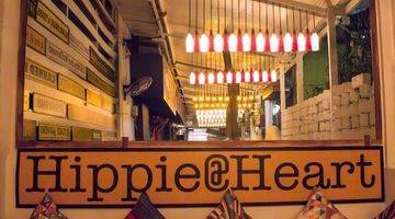 Hippie@Heart,Deccan Gymkhana, Pune