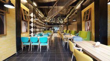 The Cafe Baraco,Prahlad Nagar, West Ahmedabad