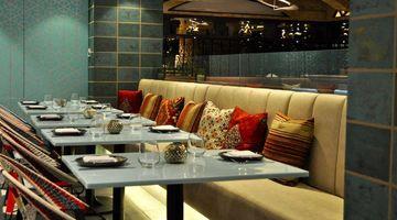 Waka Restaurant & Bar,The Oberoi, Dubai