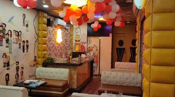 Snapking Cafe & Lounge,Kamla Nagar, North Delhi