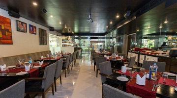 Global buffet,Svenska Design Hotel, Mumbai